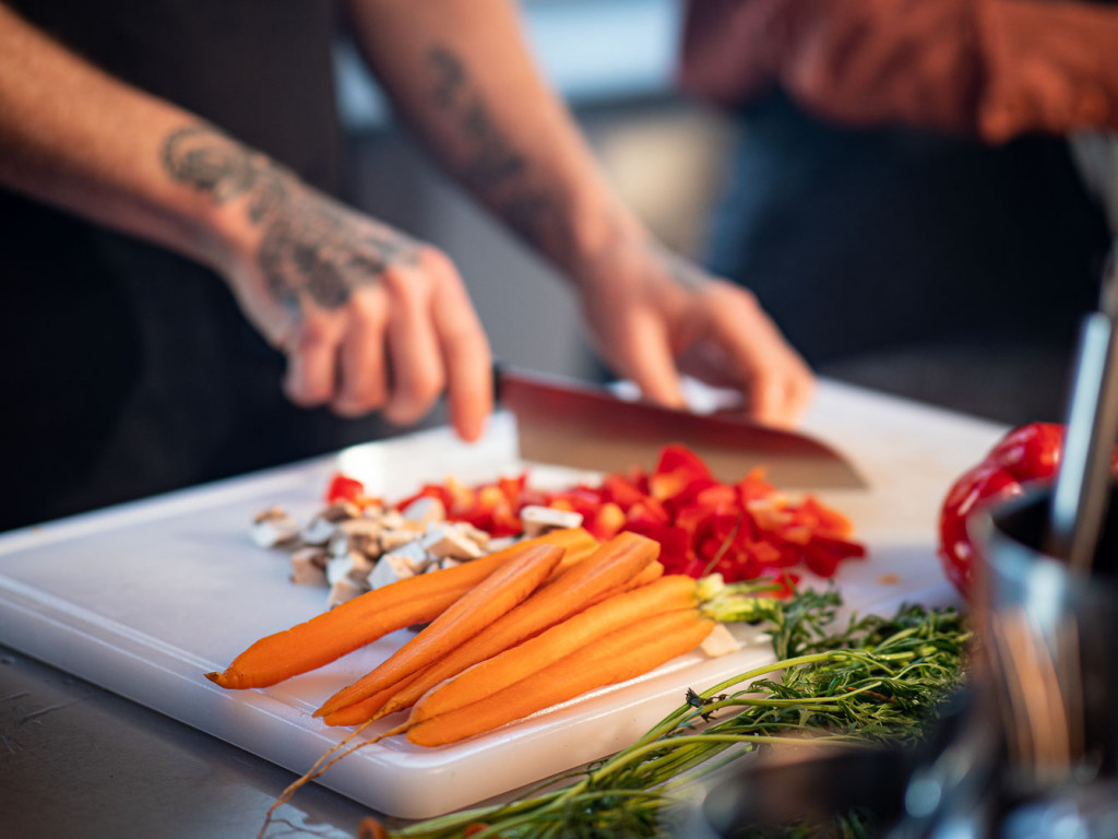 Die FETTE BEETE - Kochschule vegan - Gemüse